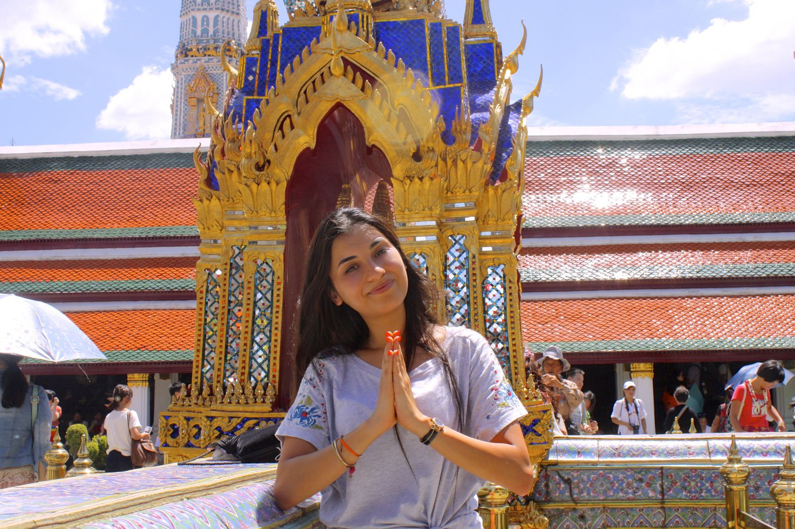 Thailand diary : bangkok with love