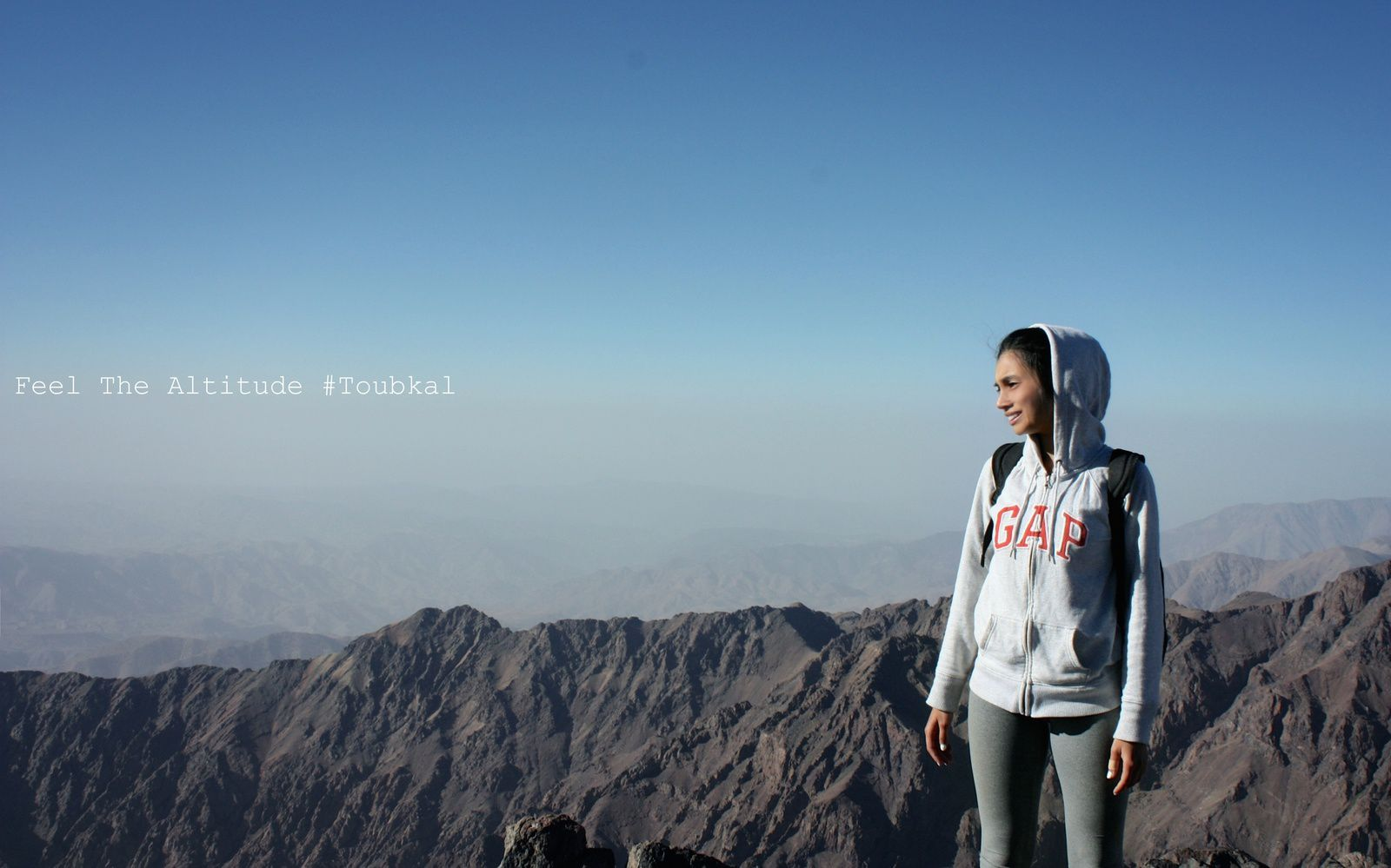 Feel the altitude #Toubkal