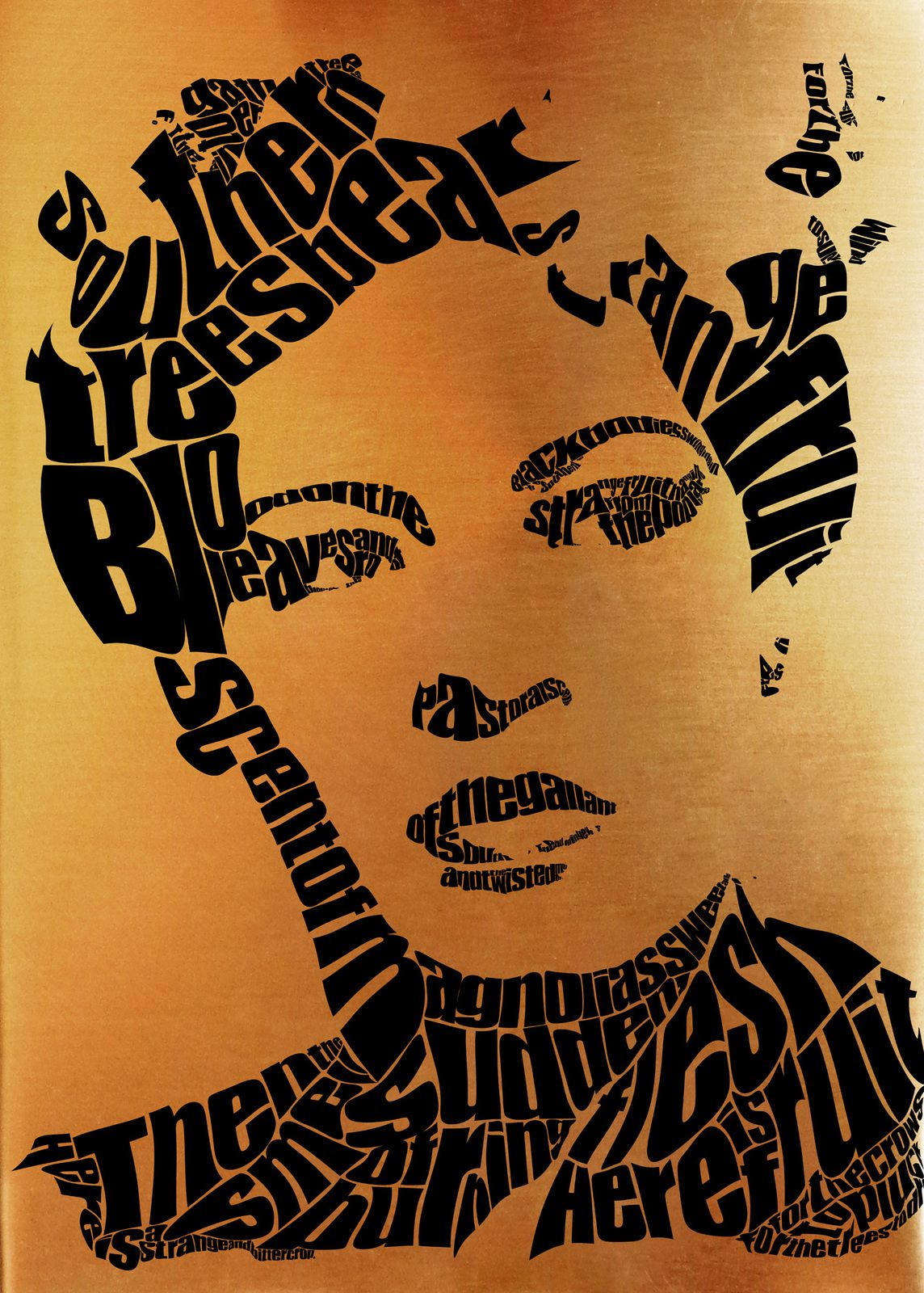 Billie Holiday by Guillaume Saix