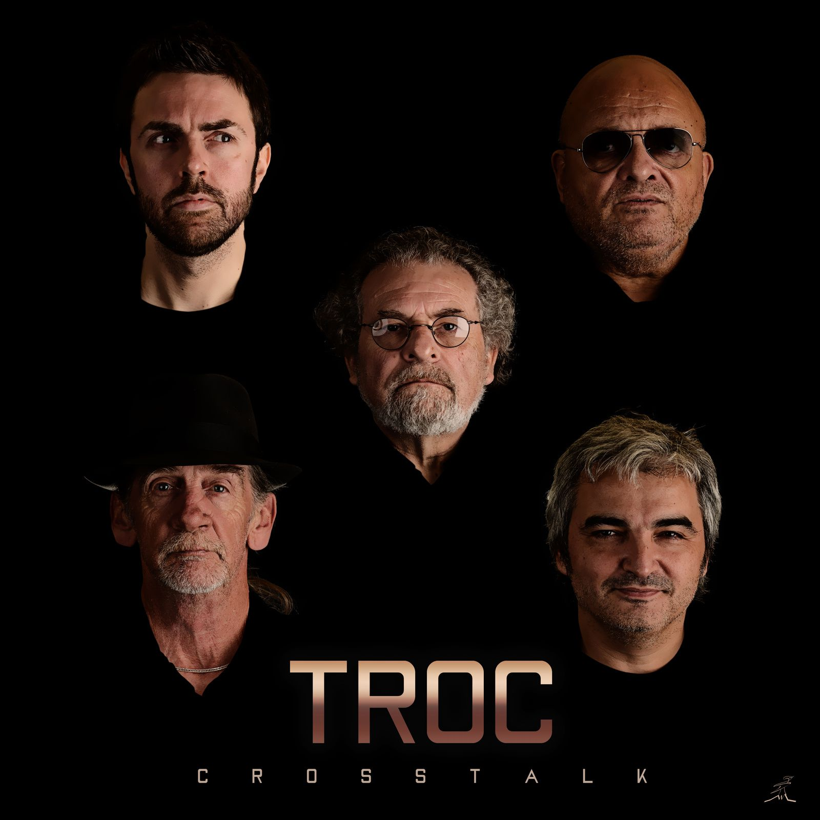 artwork Album TROC - Crosstalk