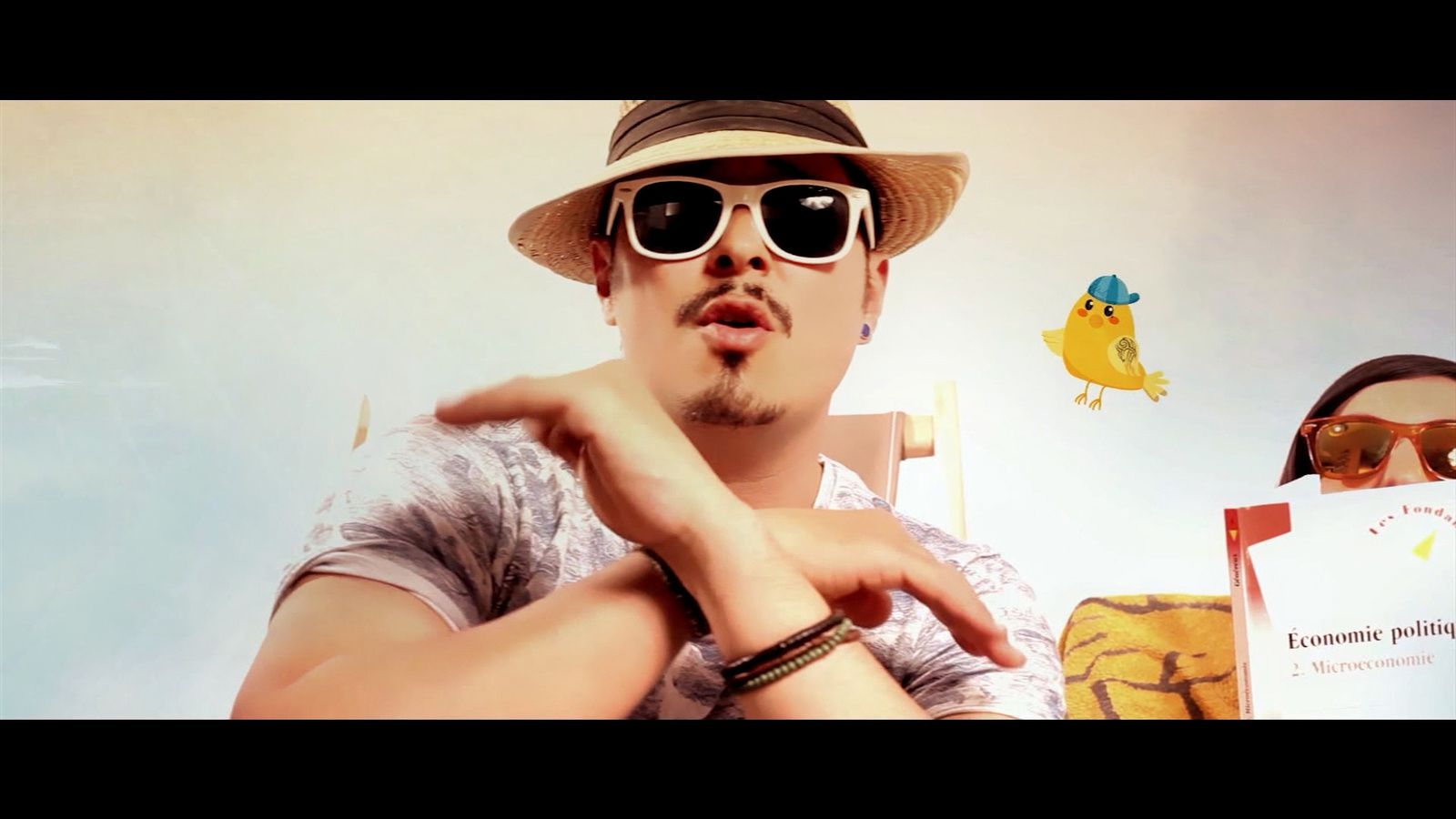 Clip &amp&#x3B; Artwork &quot&#x3B;Relax&quot&#x3B; Marianne BP feat. Bodhi
