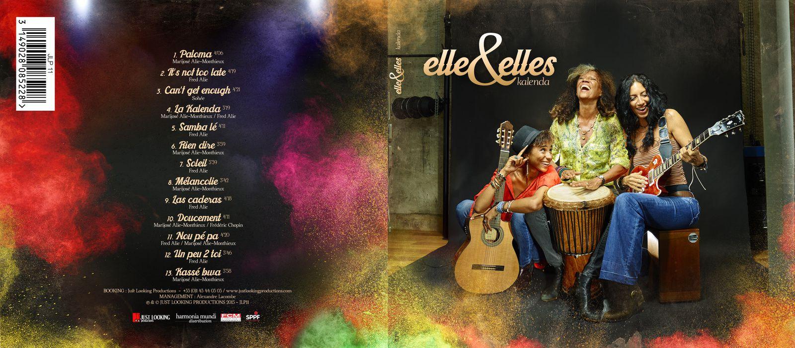 artwork Elle &amp&#x3B; Elles &quot&#x3B;Kalenda&quot&#x3B;