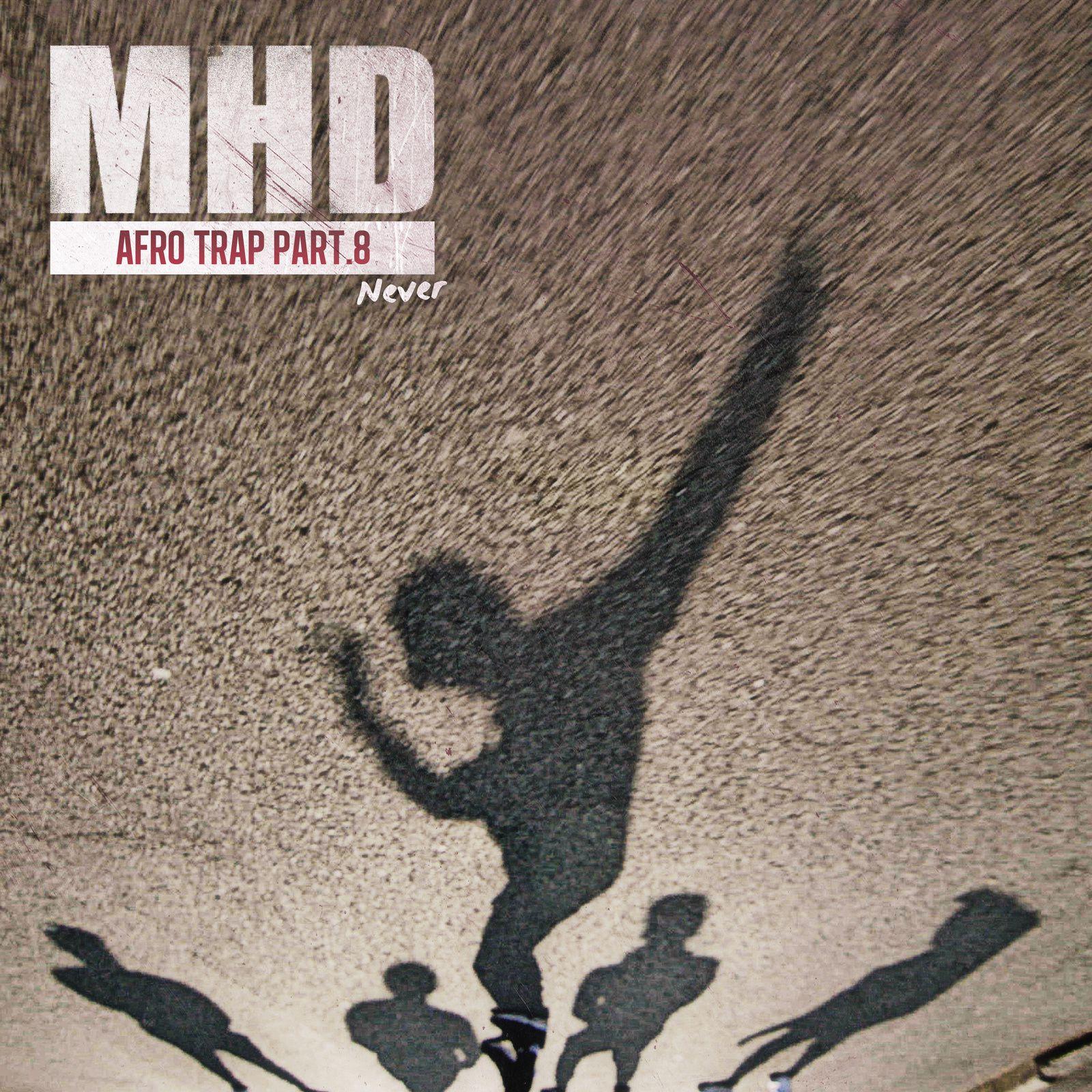 artwork covers single MHD - Bravo / Never / Faut les wet