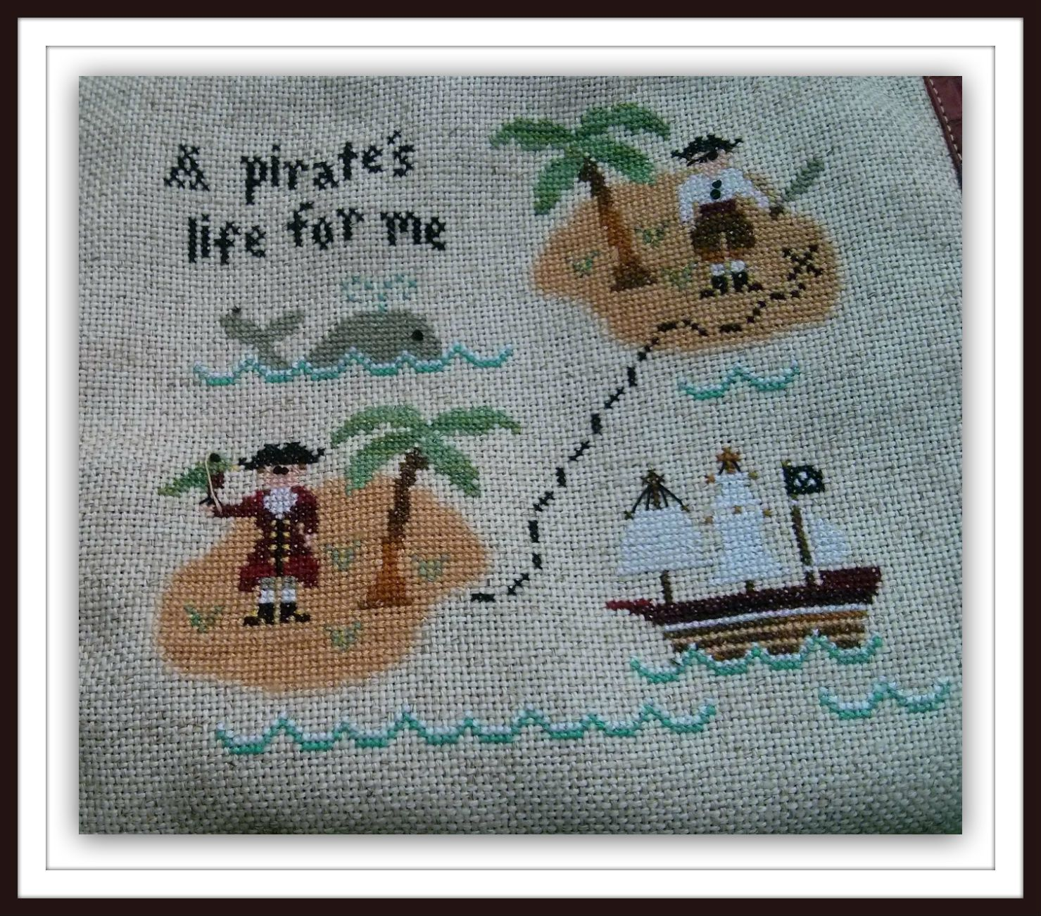 Trousse Pirate's Life