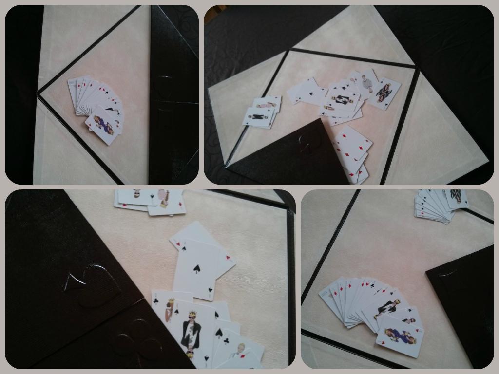 Tapis de carte