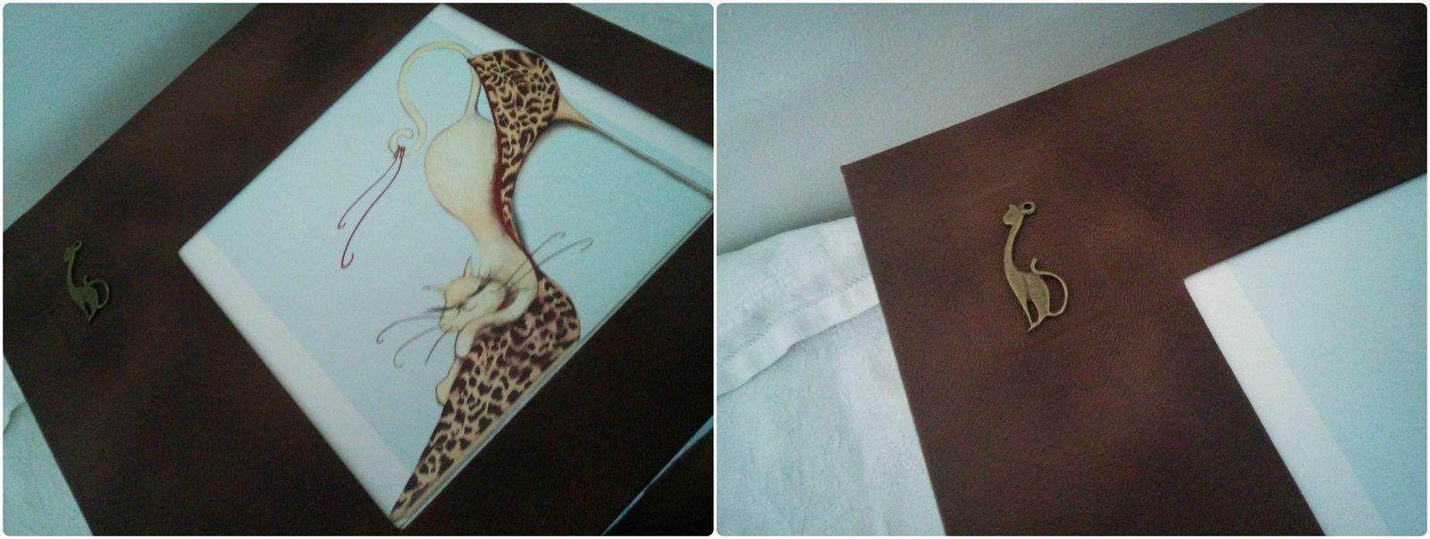 Boîte à Bijoux chat