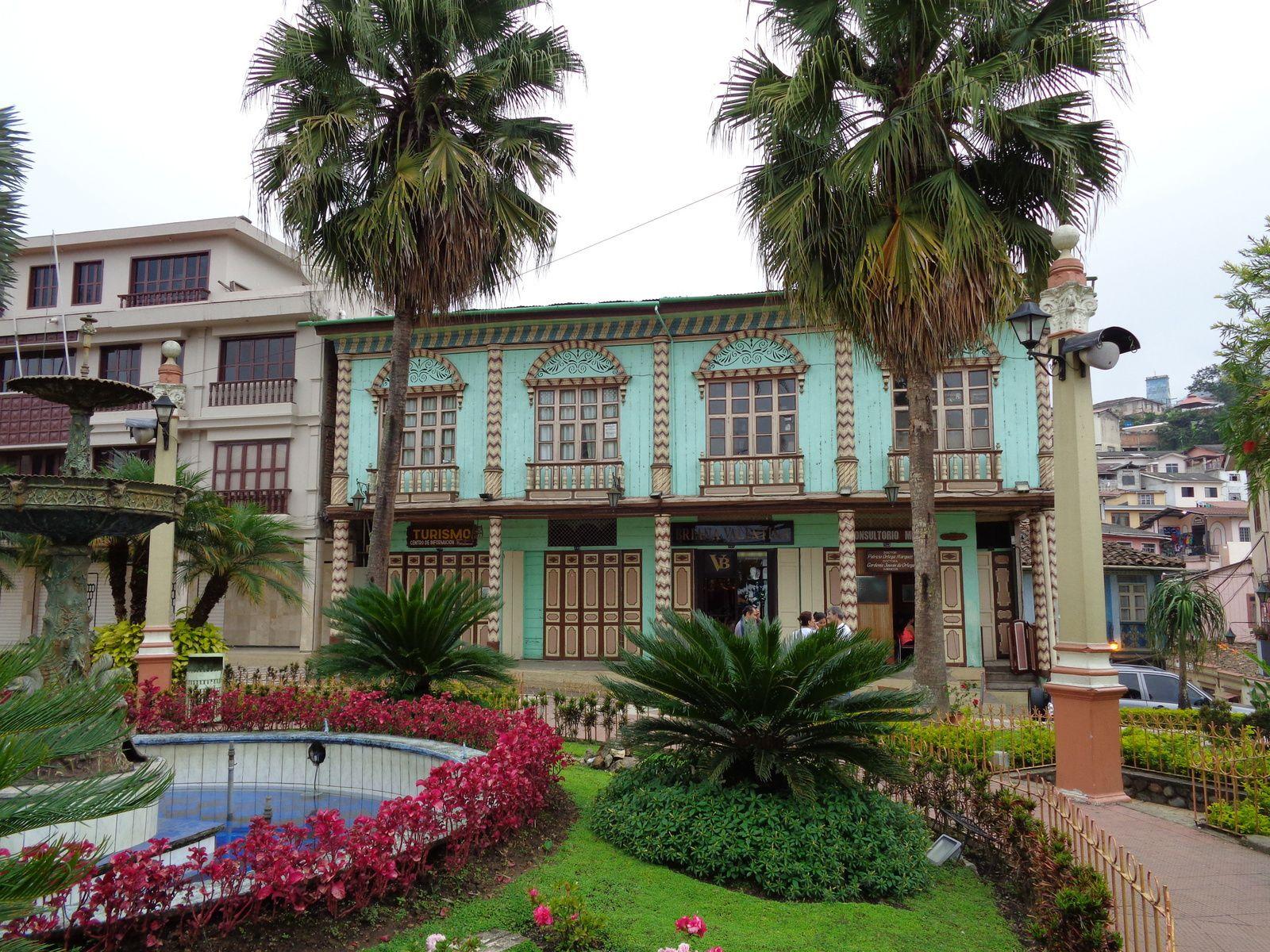 Petite boucle sud Ecuador/nord Peru
