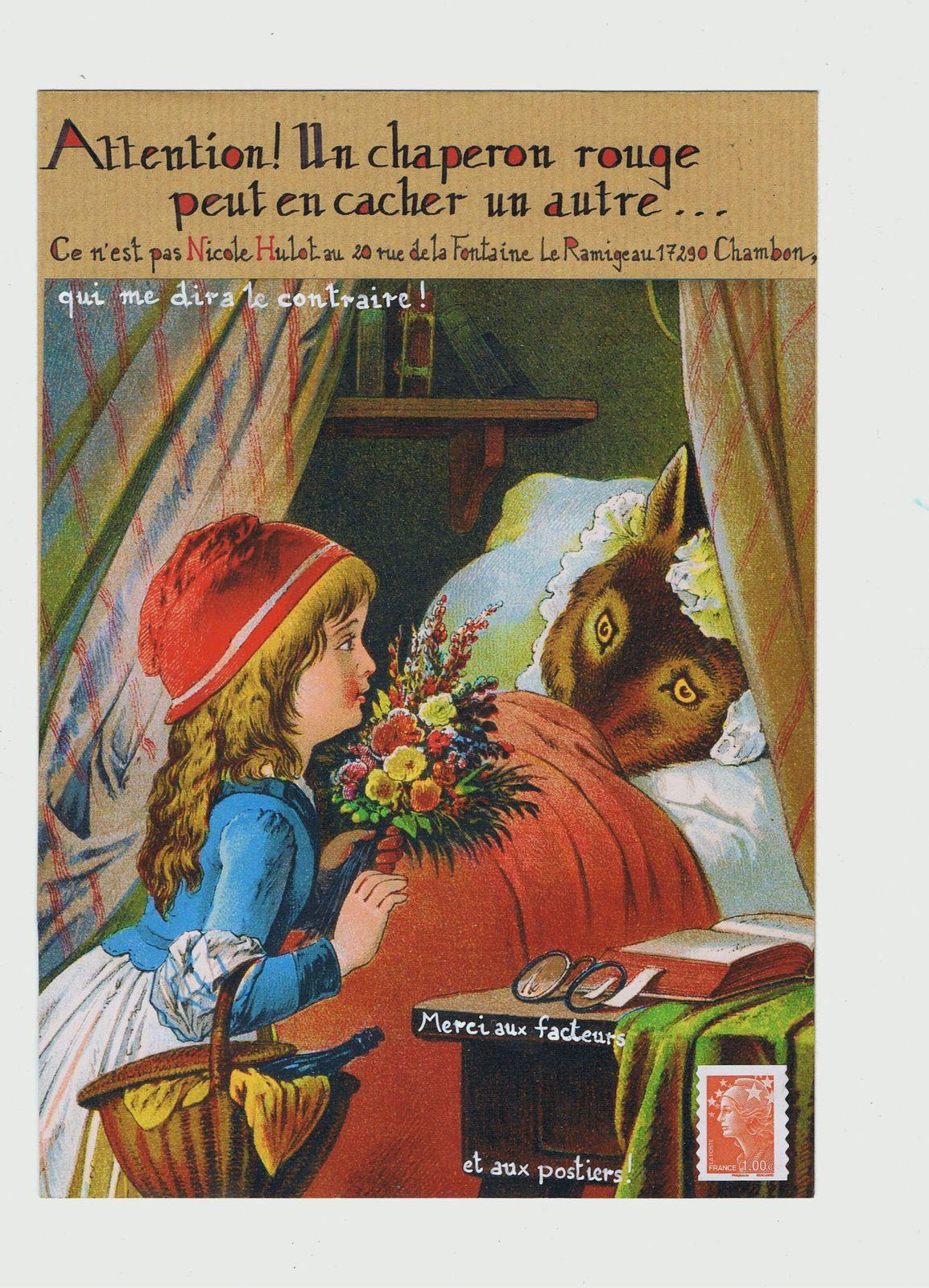 Pour Nicole Hulot. Rappelez-vous le Petit Livre Rouge!!!!!!!