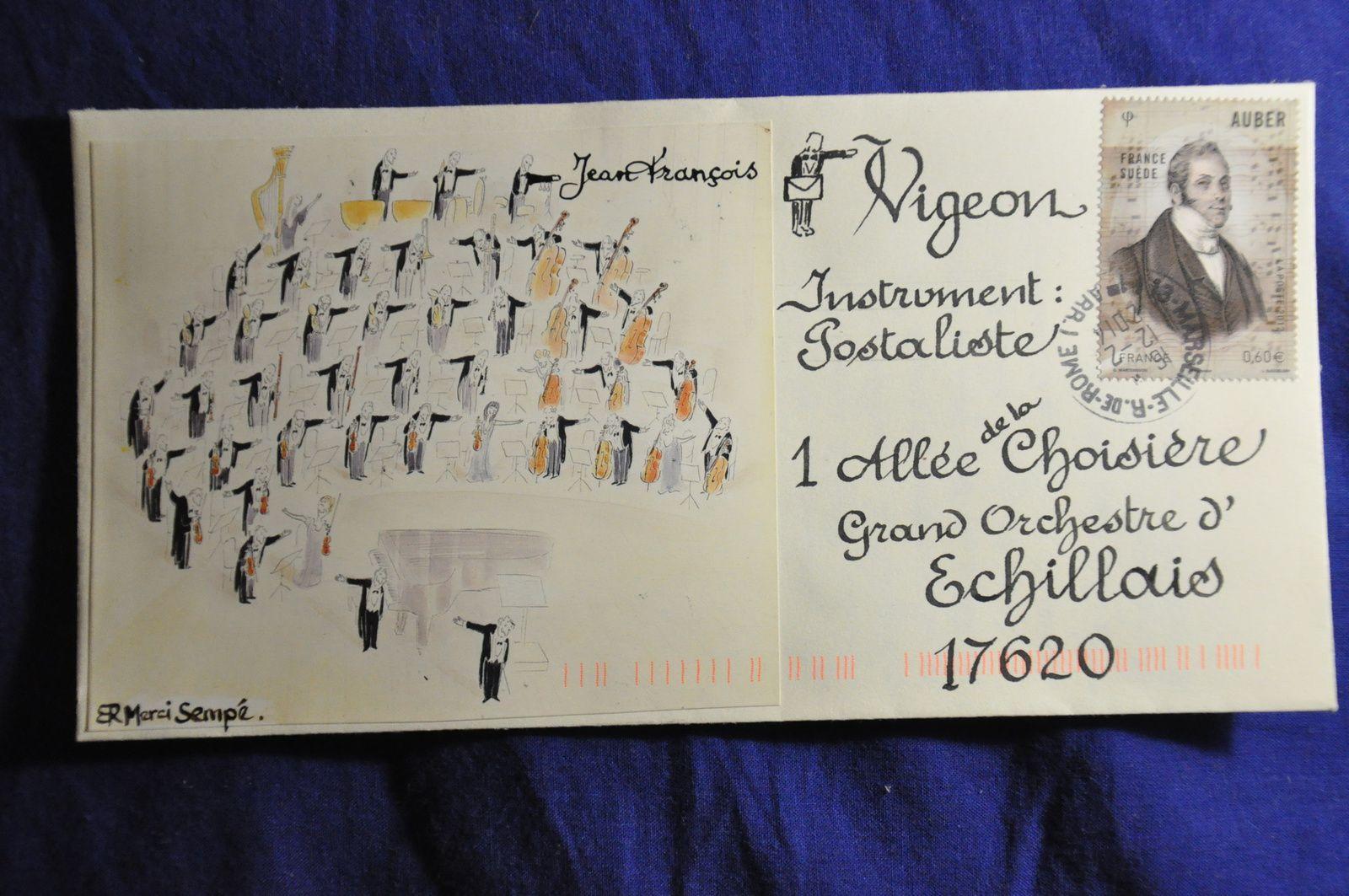 Merci à Richard Baudet pour  ses magnifiques créations calligraphiées...