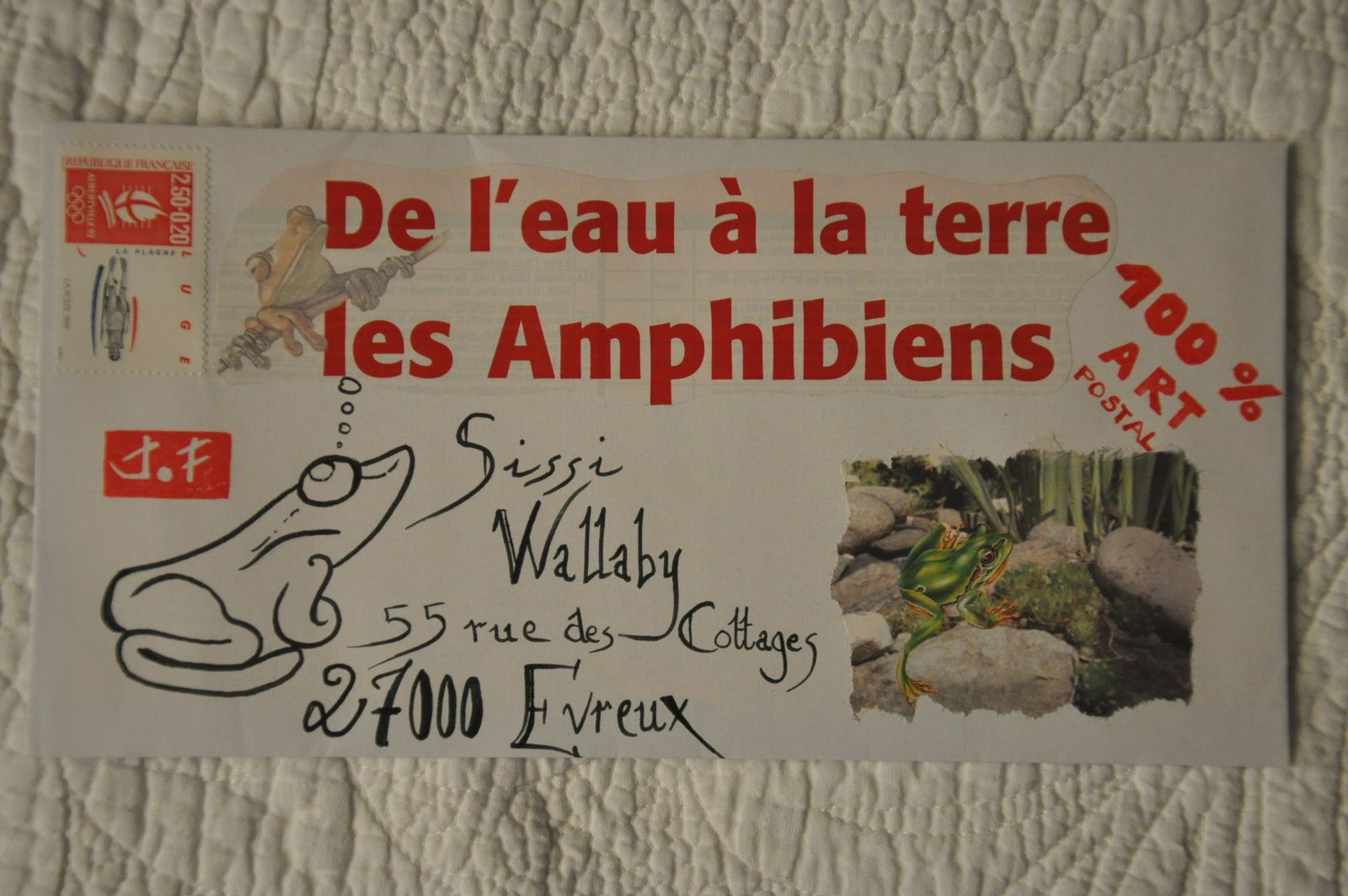 Pour Sissi Wallaby...