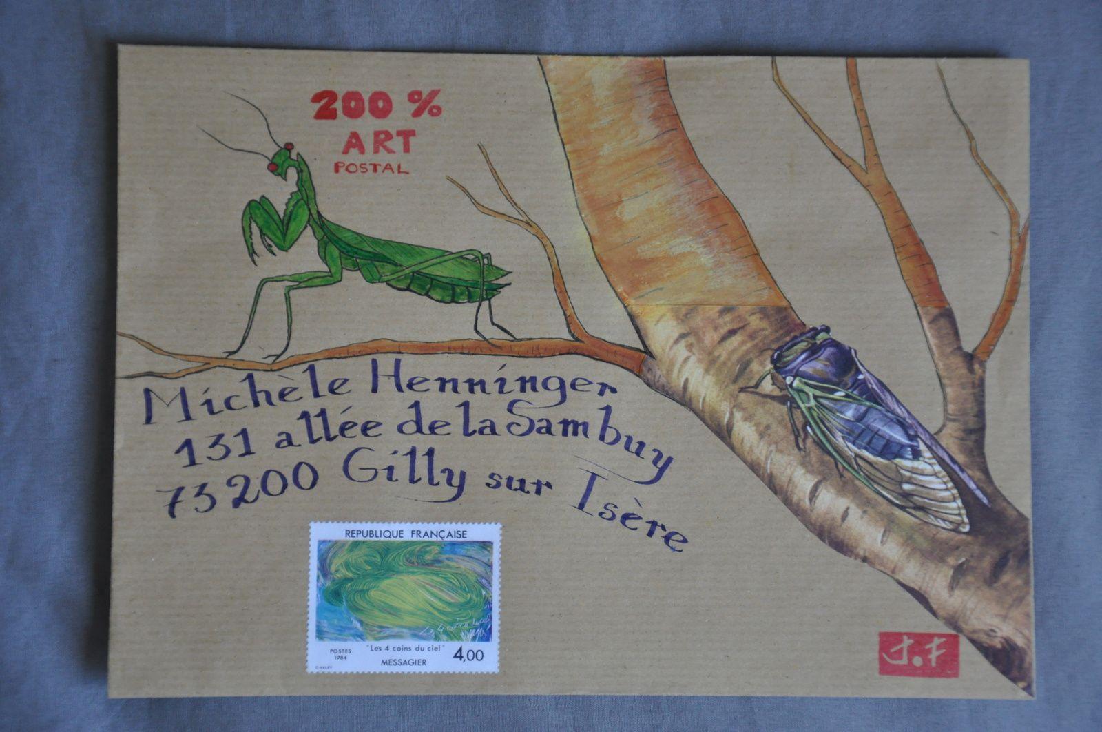 Pour Michèle Henninger ces petites bêtes.