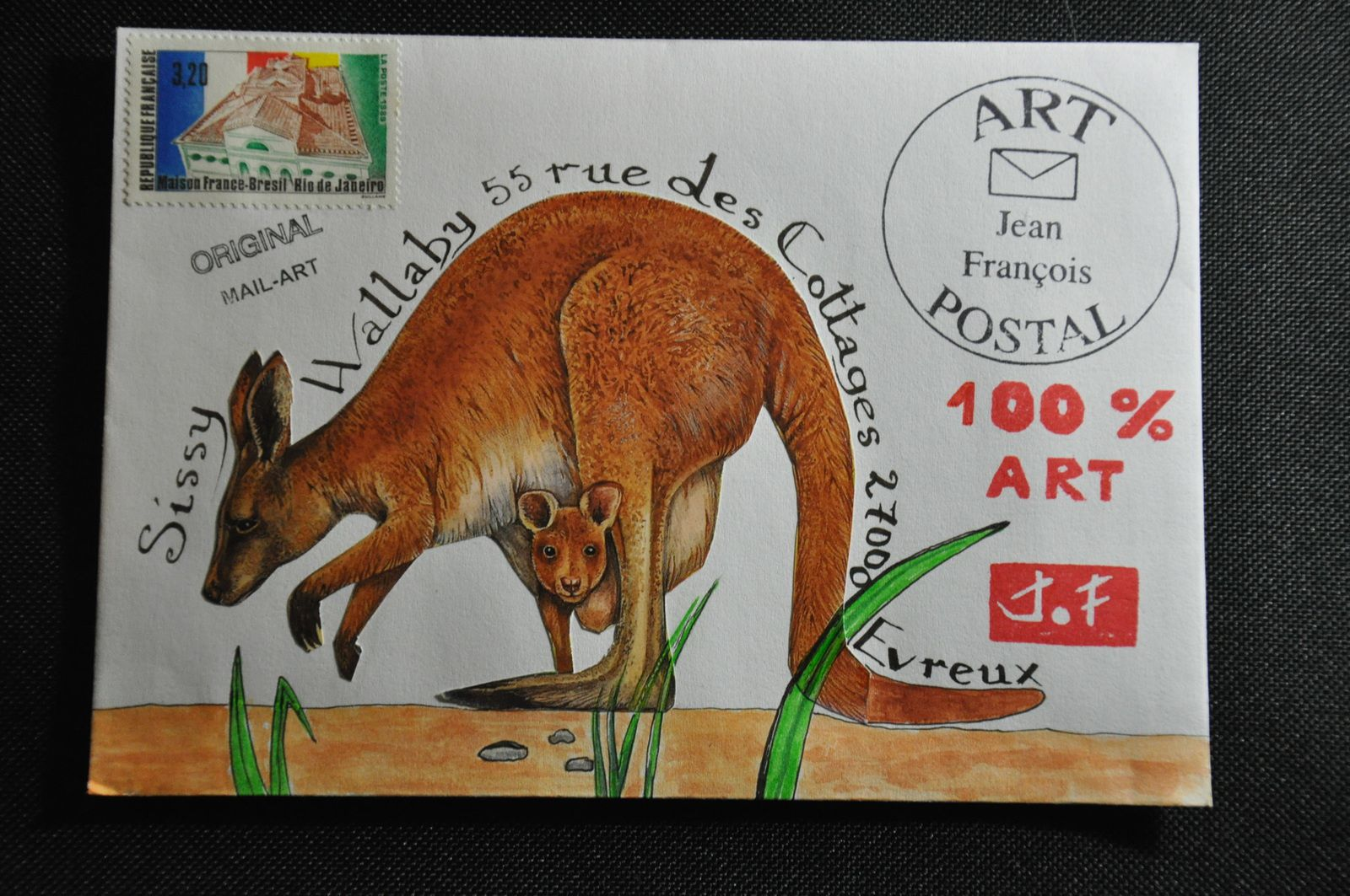 Pour Sissi Wallaby.