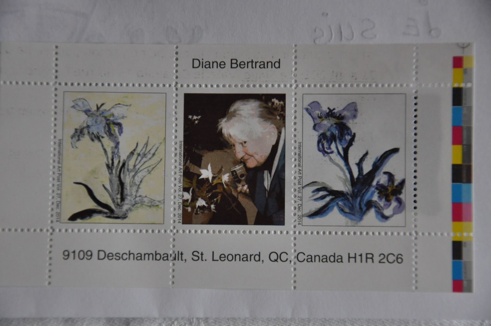 Thank you very much to Diane Bertrand from CANADA!