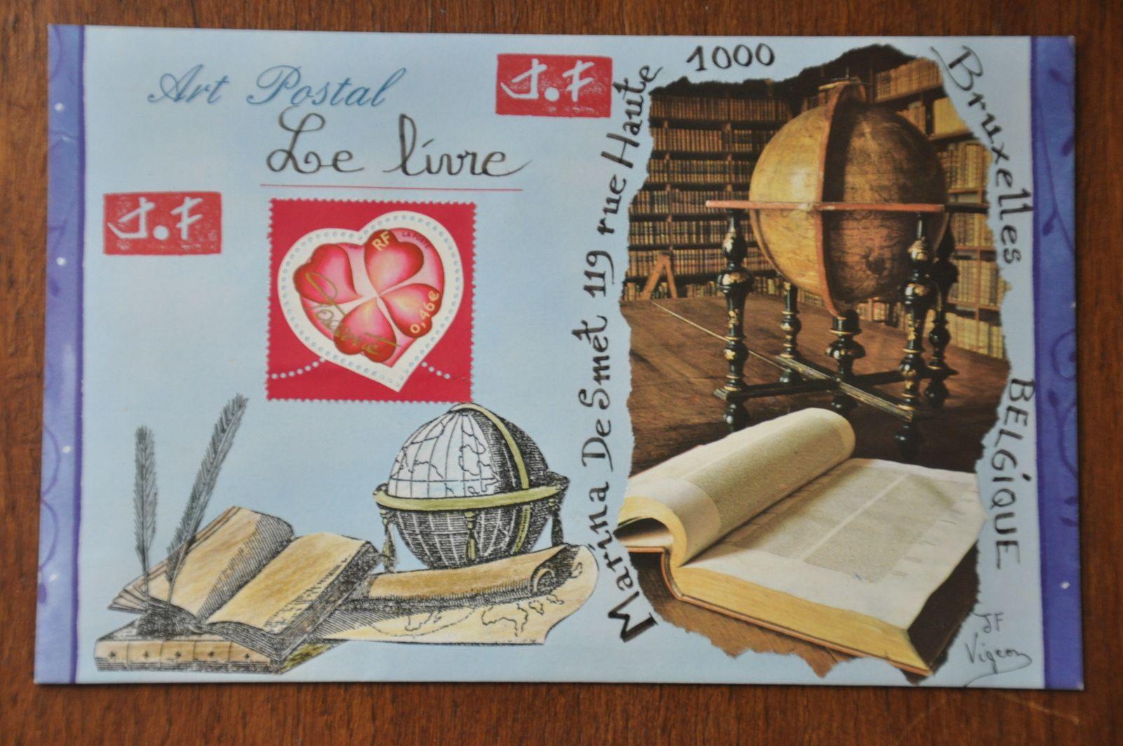 Un envoi en BELGIQUE pour Marina de Smet.