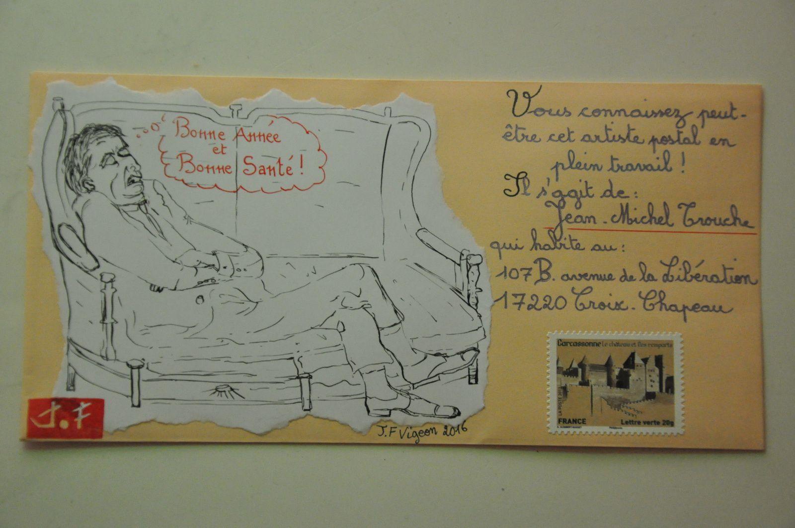 Et voici pour Jean-Michel Trouche qui lui aussi apprécie l'humour.
