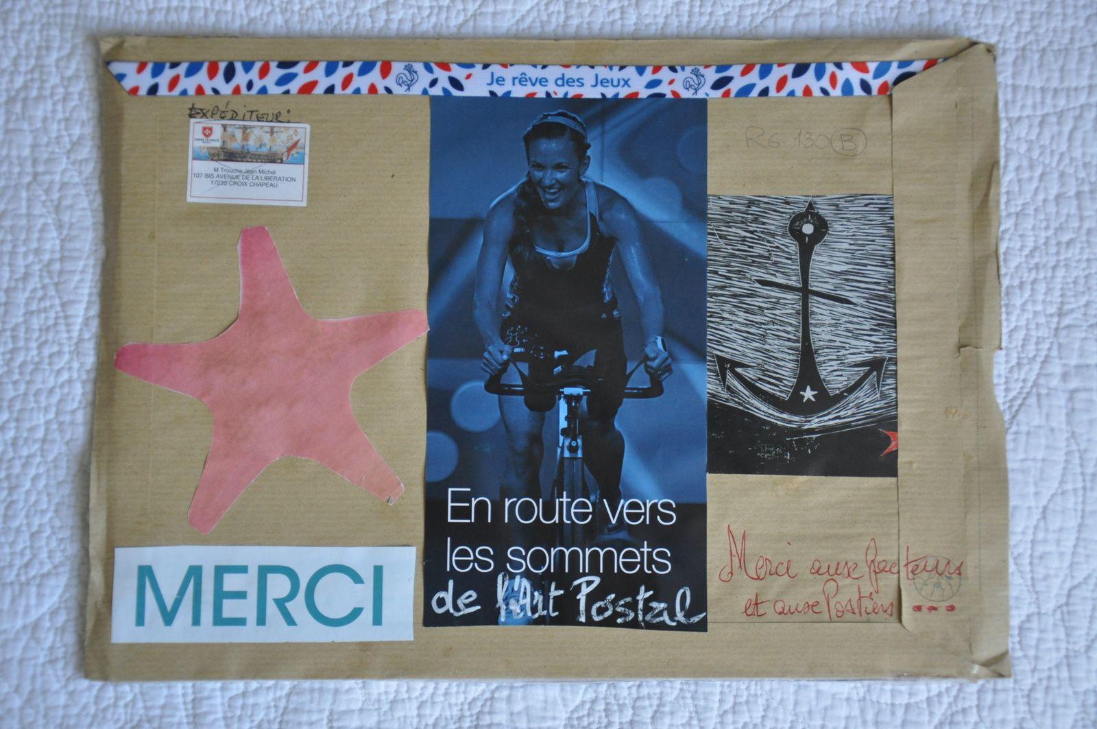 Merci à Jean-Michel Trouche pour cet art postal si diversifié!