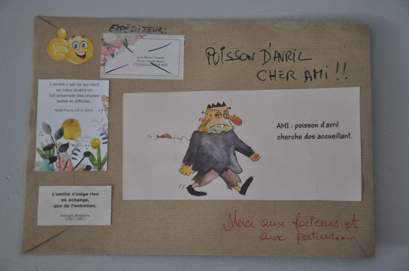 Merci beaucoup à Jean-Michel Trouche pour ses nombreux envois et son humour!!!!!!!!!