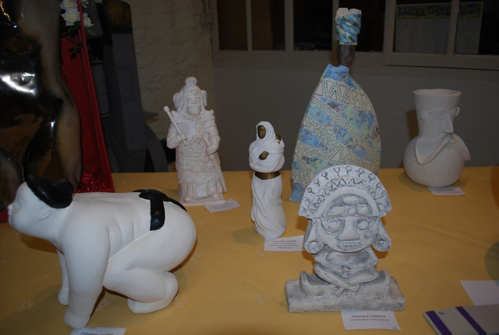 Culture et Traditions : Exposition 2013