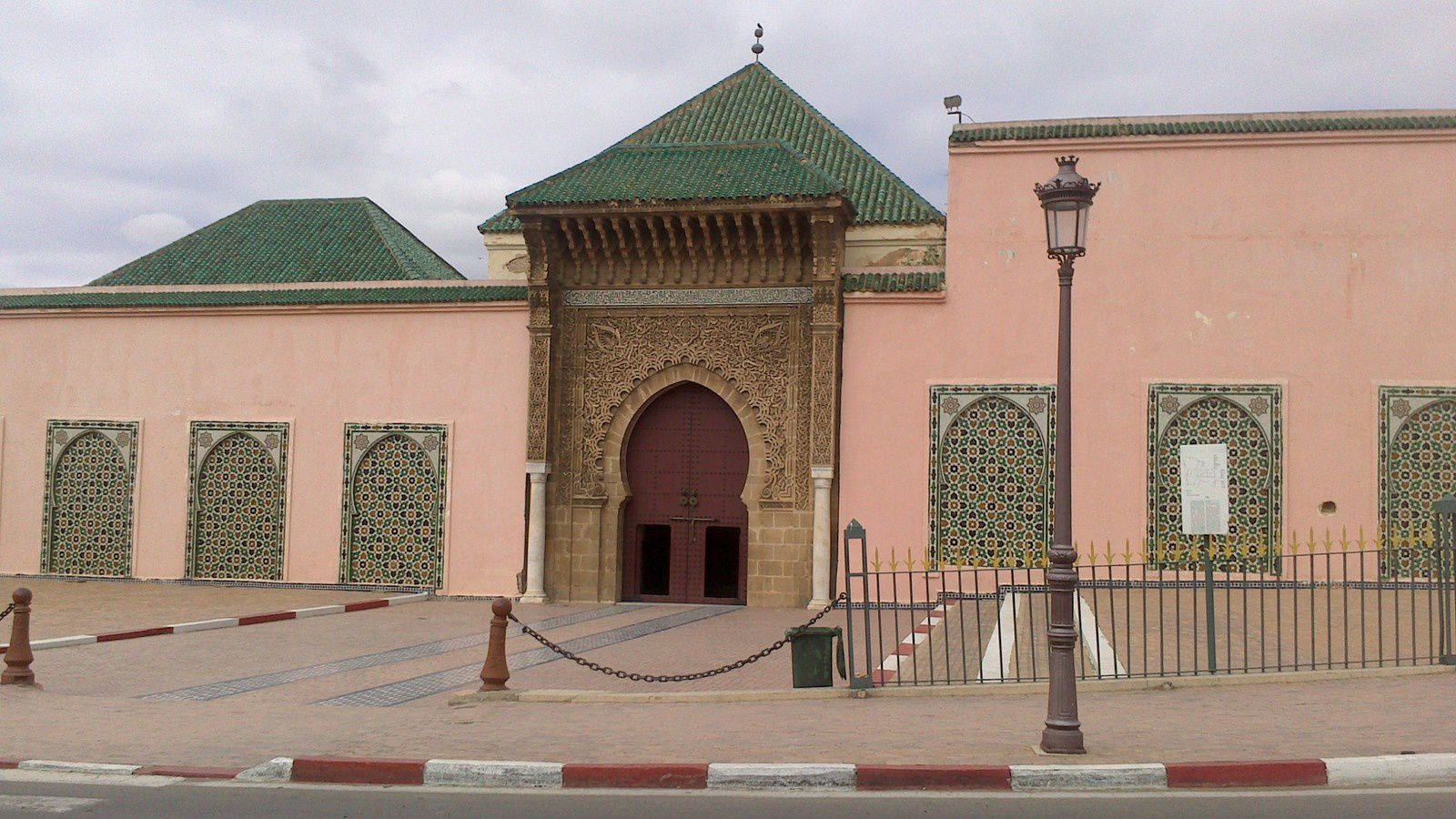 Meknes le palais royal