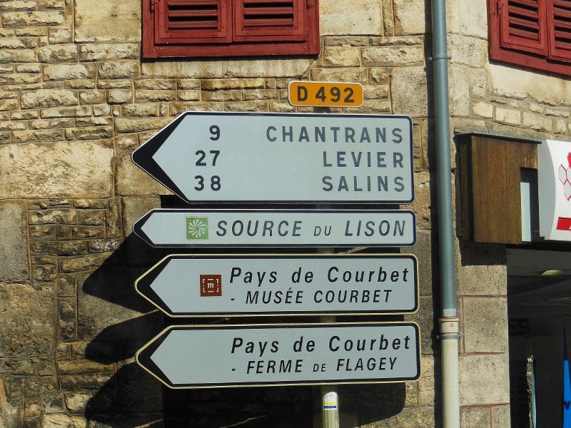 Ornans, Franche Comte - 25