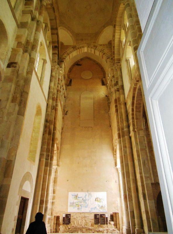 L'Abbaye de CLUNY en Bourgogne