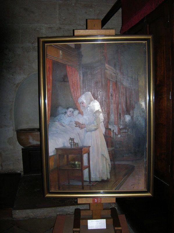 Hôtel Dieu et Hospices de Beaune