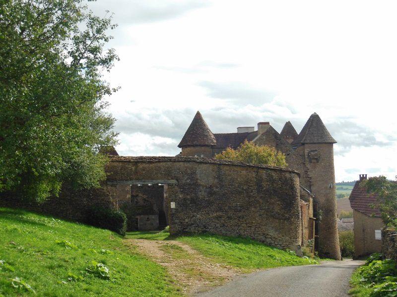 Château de Pontus de Tyard