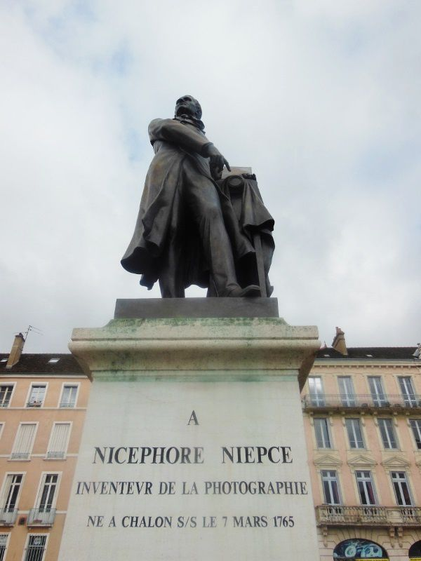 Nicephore Niepce