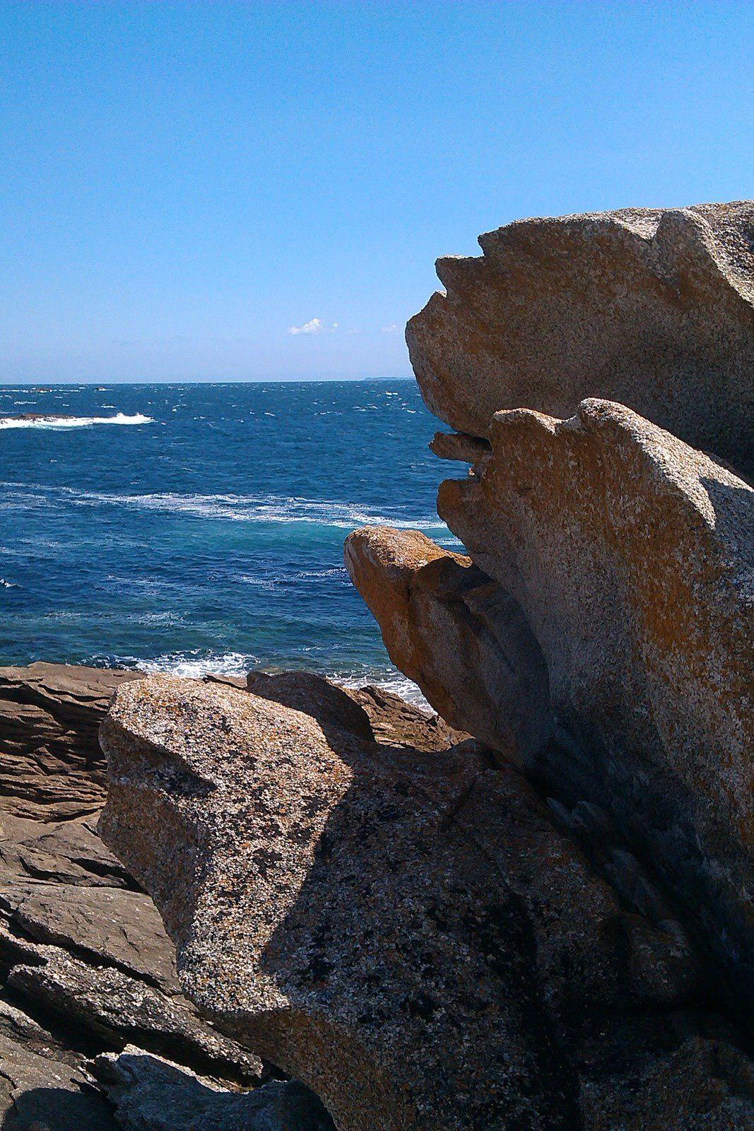 Séjour breton et rockfishing