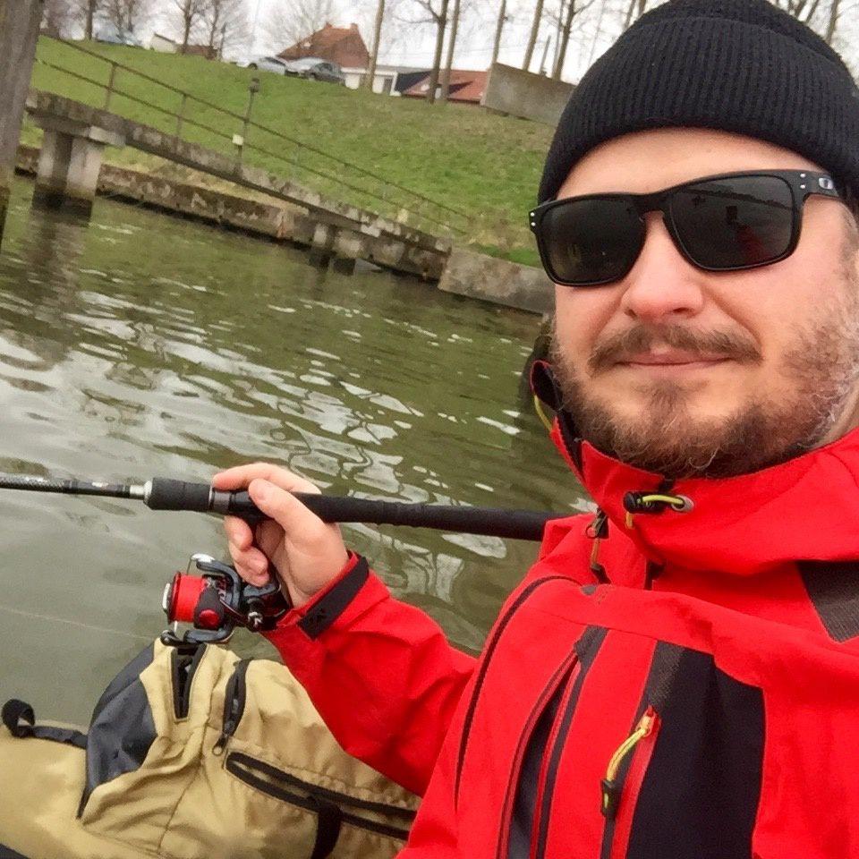 Session Float-tube Canal Belgique