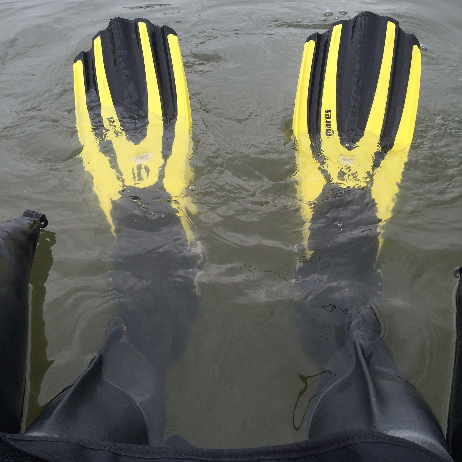 FLOAT-TUBE sandres perches