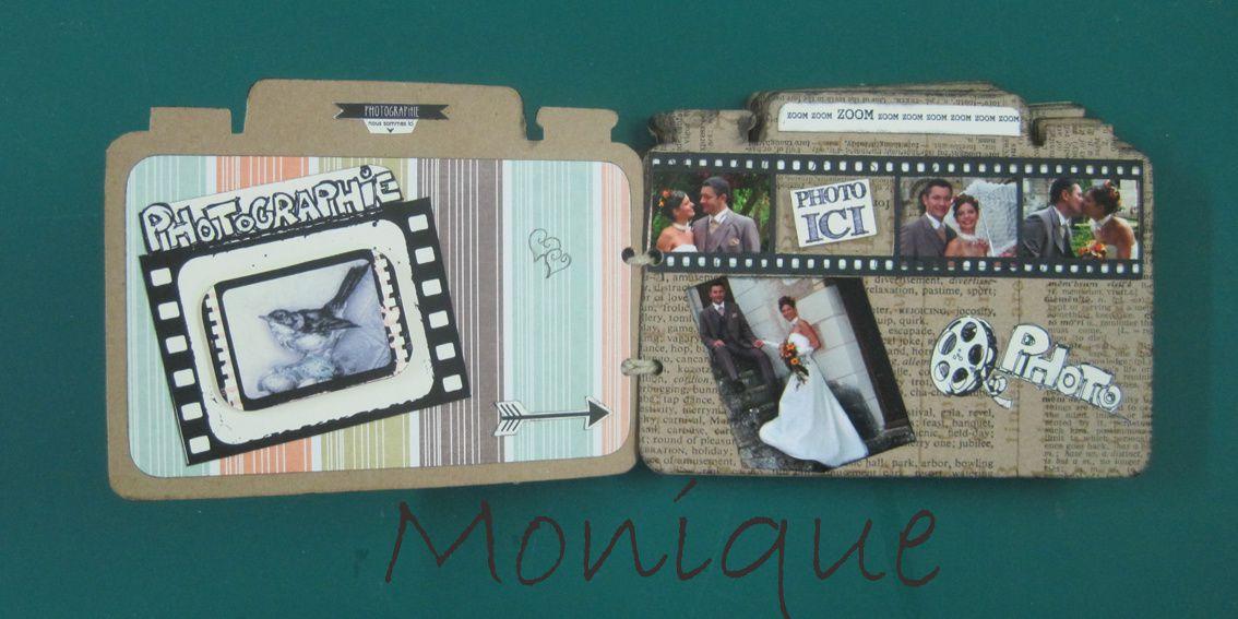 Mini Album Appareil Photos la suite et la fin !