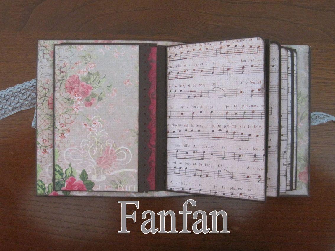 Album Double pages et Tags