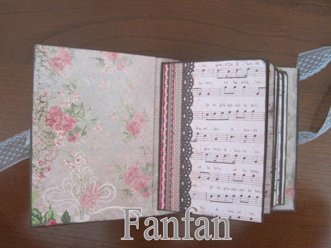 Album Double pages et Tags