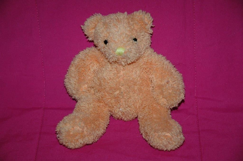 Lot de 3 peluches nounours