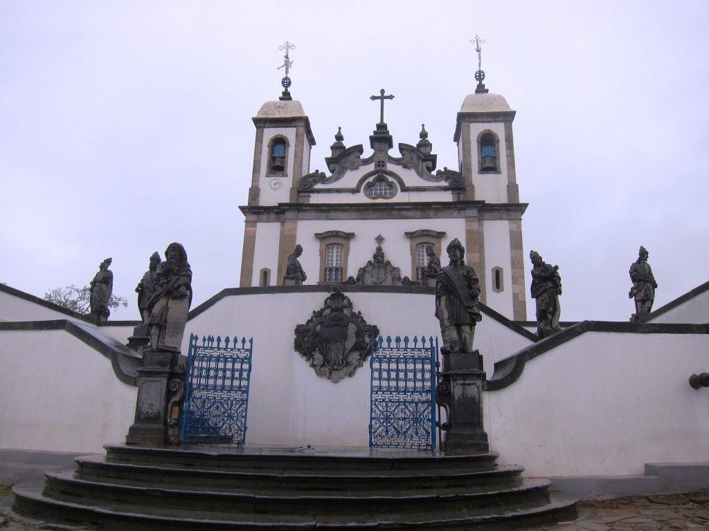 la Basilique Do Bom Jésus de Matosinhos.