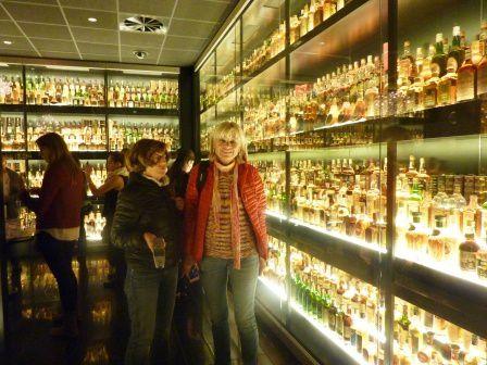 Scottish National Gallery Of Modern Art One le Scotch Whiqky Experience : ce musée retrace avec une présentation ludique la fabrication du whisky, et se termine par une dégustation