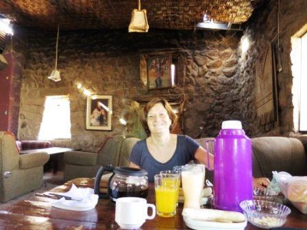 Chez Aymil et son restaurant musee
