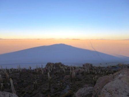 LE SALAR ou va passer le prochain Dakar 2014