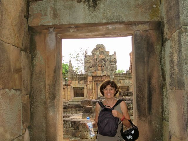le temple de Muang Tham