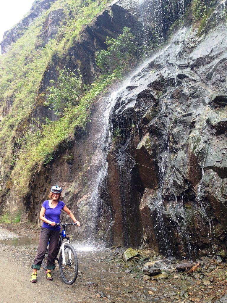 Cascades et Tarabita
