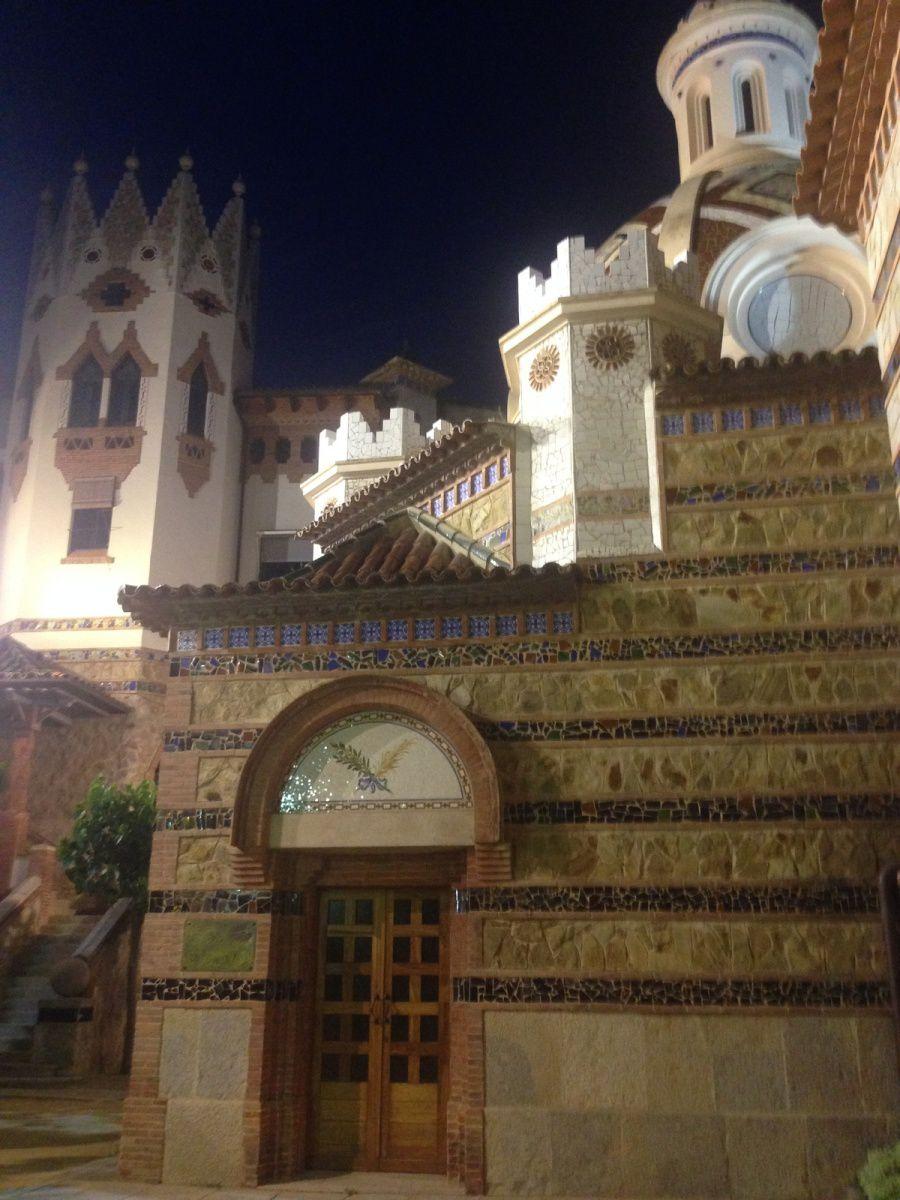 Lloret Del Mar. La chapelle Santissim