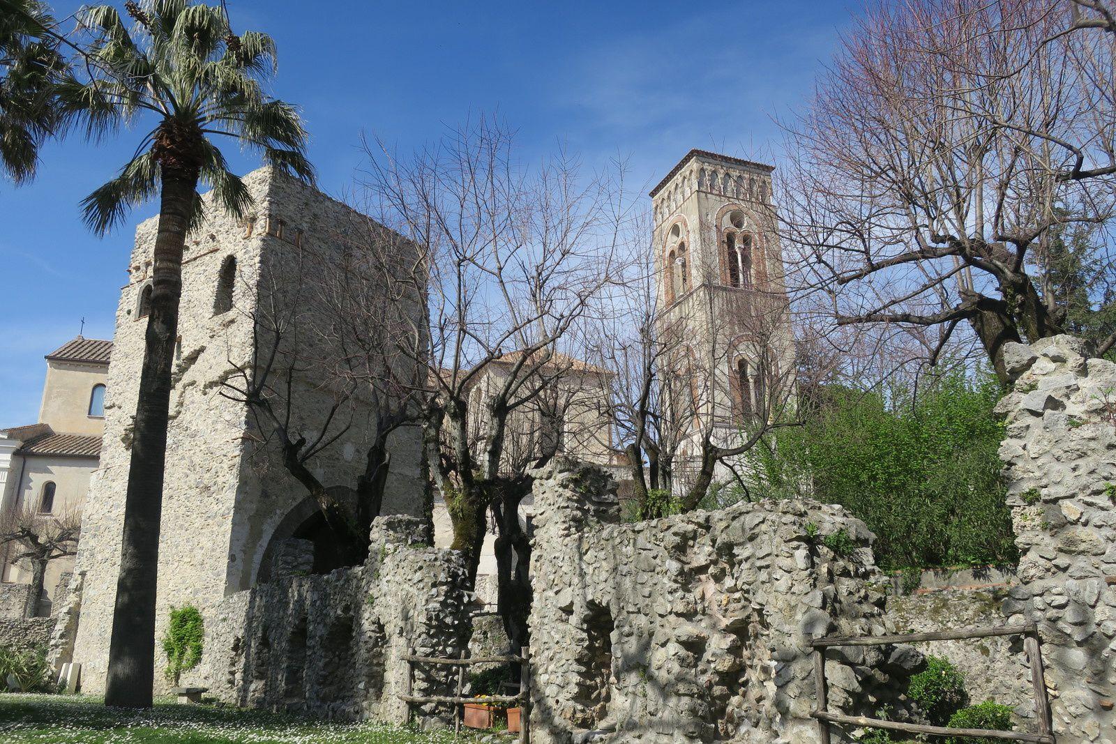 Le joli village de Ravello