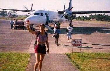 Les Philippines juin 1996. Carnet de voyage