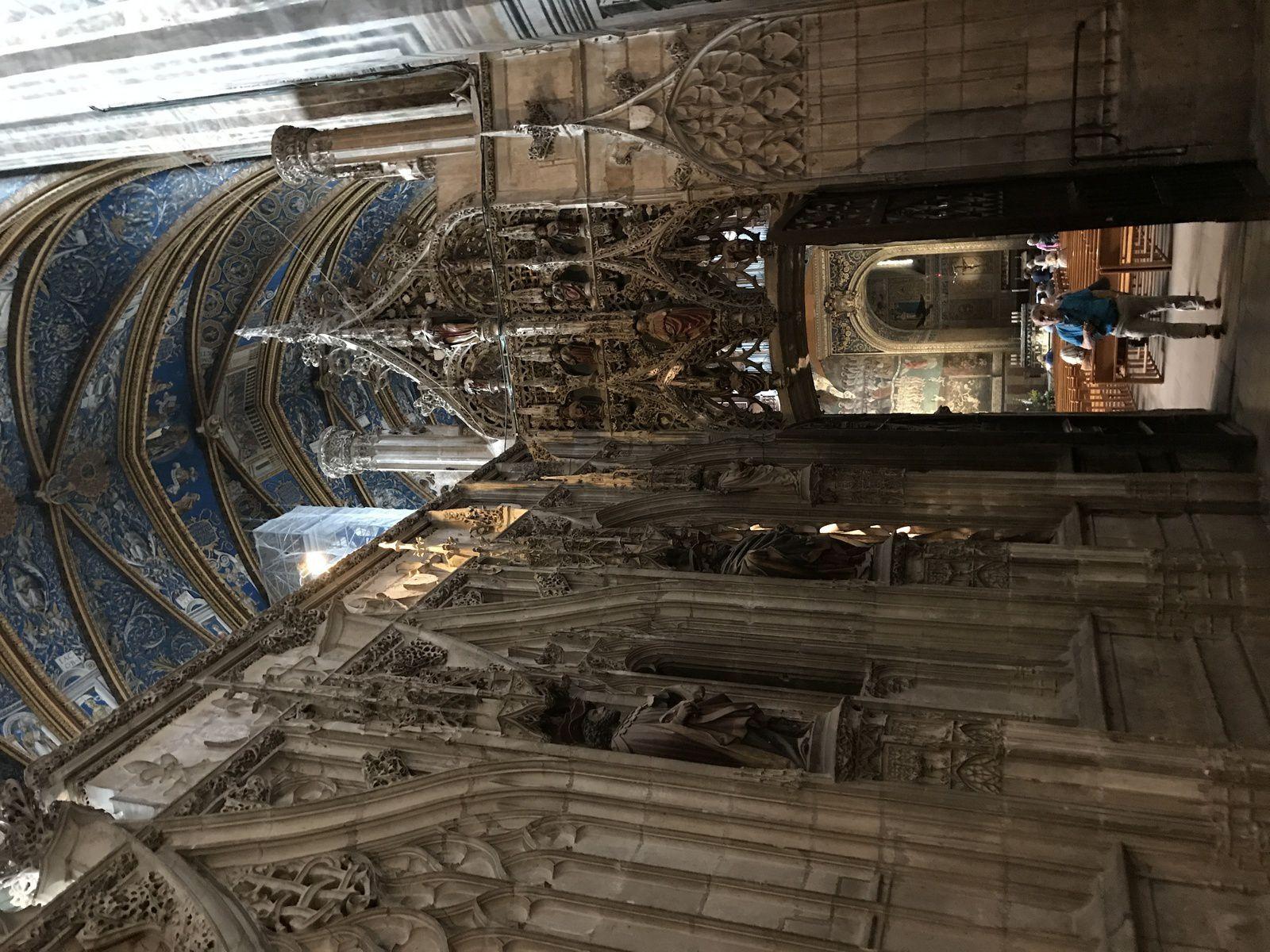 La Cathédrale et le Palais de la Berbie le joyau historique des Albigeois.