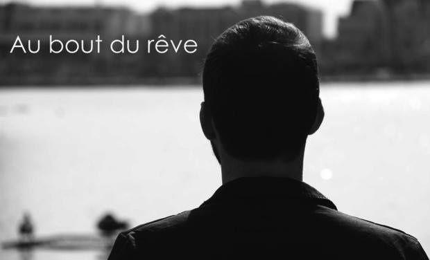 visuel de AU BOUT DU REVE pièce de théâtre écrite par Sabeline Campo