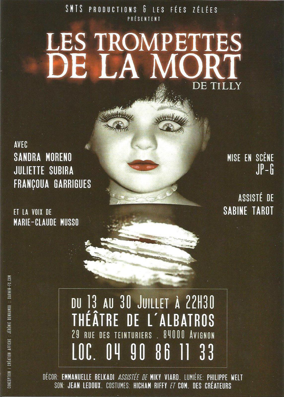 LES TROMPETTES DE LA MORT - SMTS Productions et Les Fées Zélées