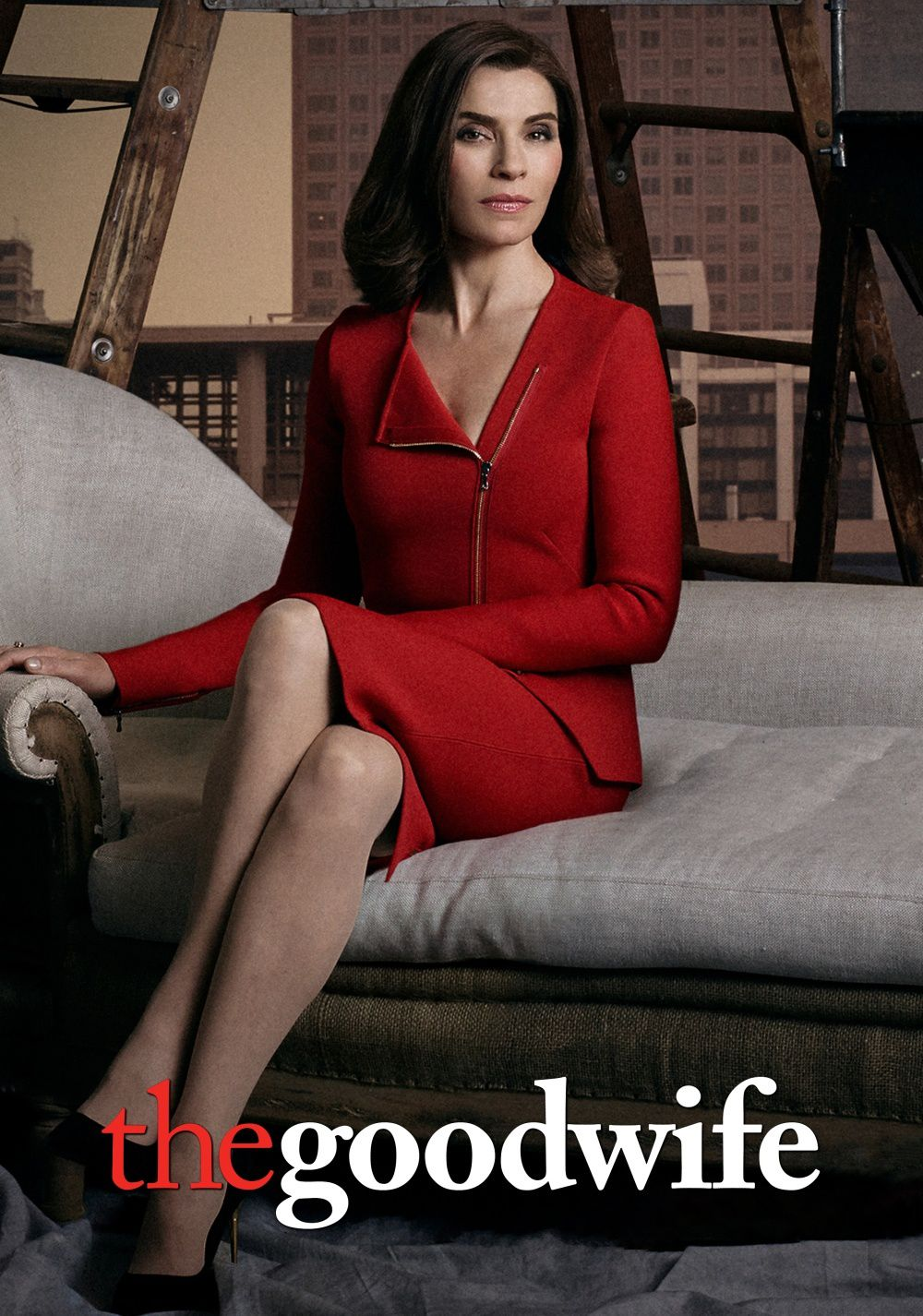 THE GOOD WIFE - Catherine Le Lann / Robert et Michelle King
