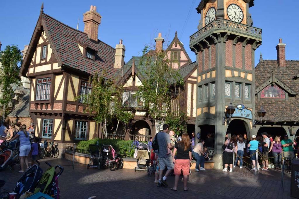 New Fantasyland La Nouvelle Attraction De Disney World