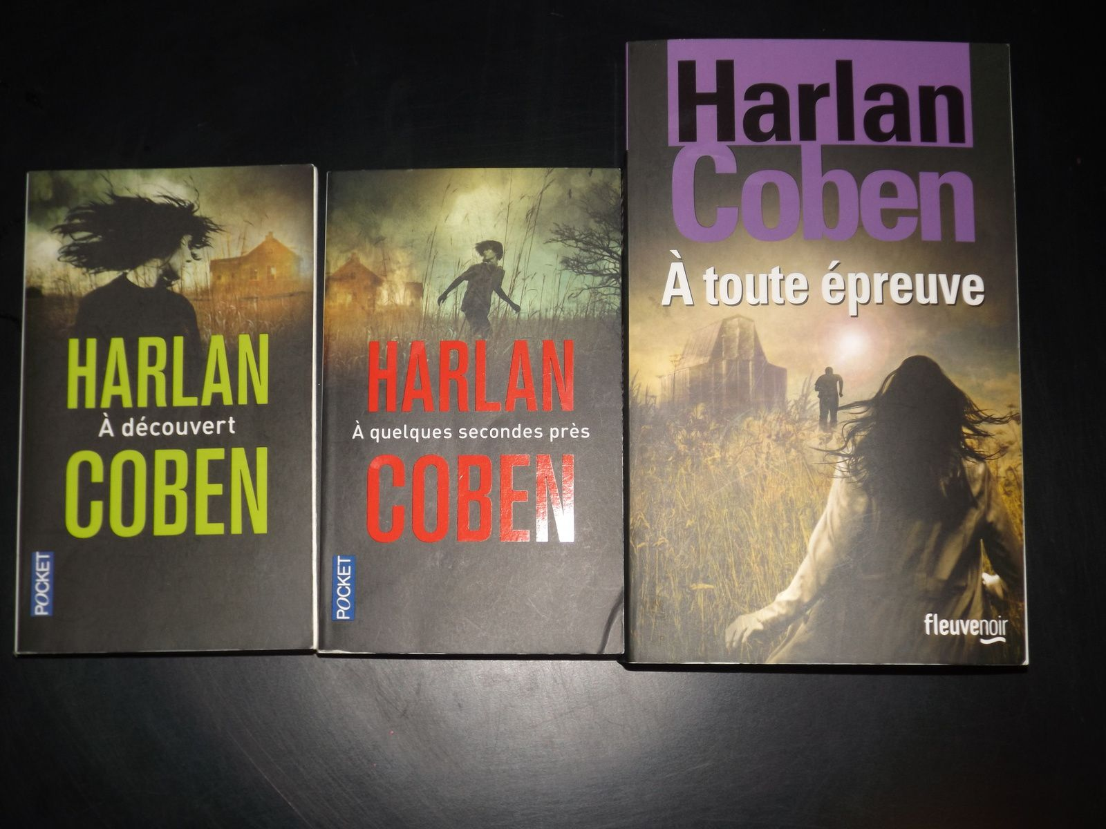 Les aventures de Mickey Bolitar, Harlan Coben